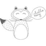 Hello, Foxy! #132677