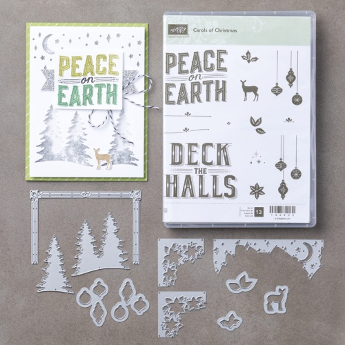 Clear Stamp and Thinlet Bundle